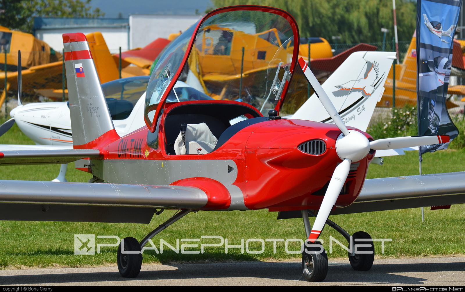 Tomark SD-4 Viper - OM-TMK operated by Tomark #sd4viper #tomark