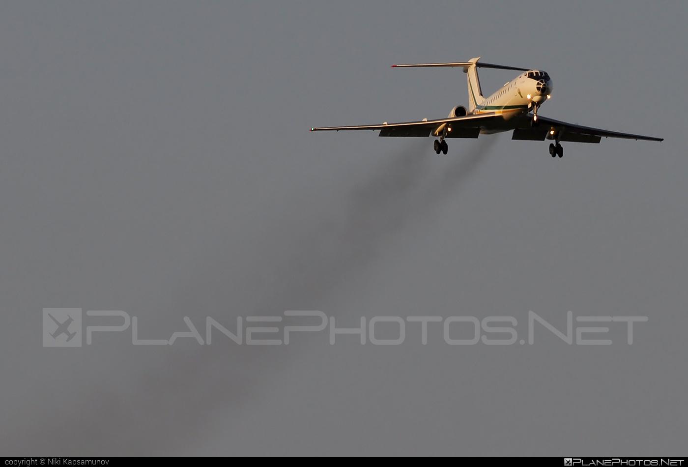 Tupolev Tu-134A - RF-65153 operated by Voyenno-vozdushnye sily Rossii (Russian Air Force) #tu134 #tu134a #tupolev #tupolev134 #tupolevtu134 #tupolevtu134a