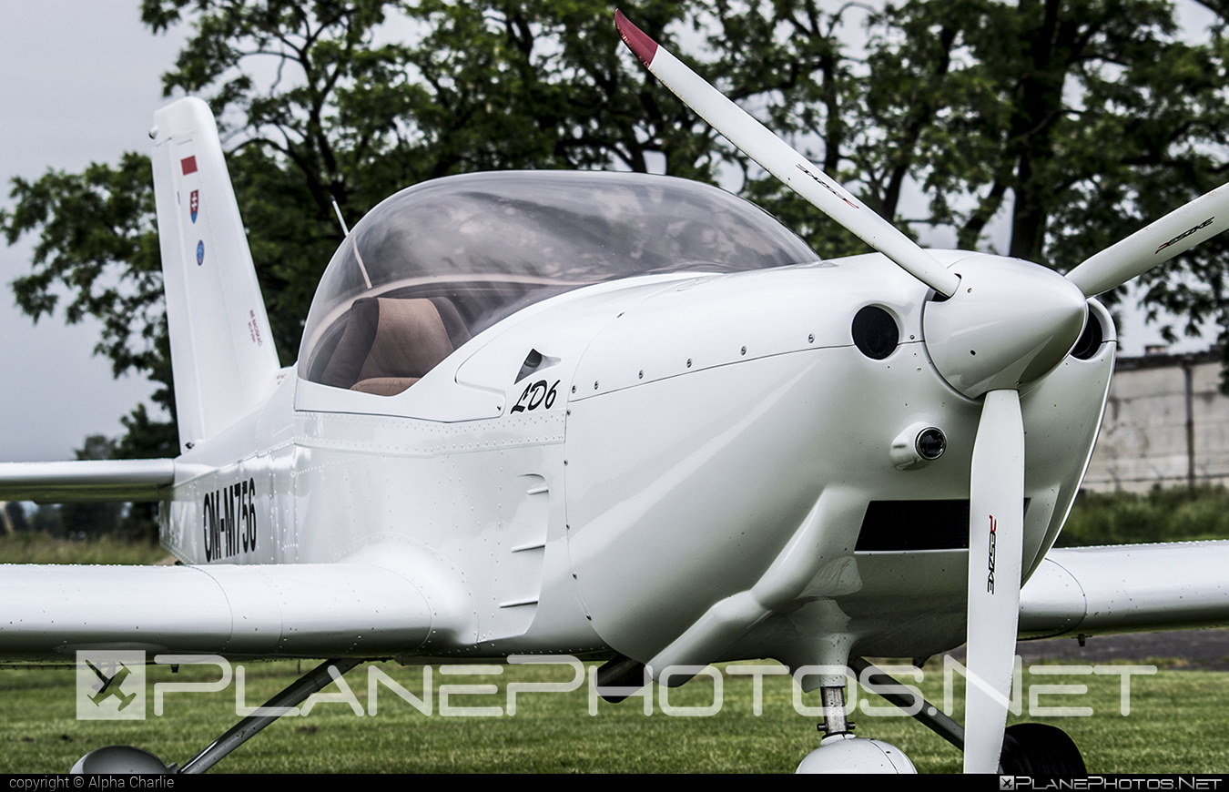 Homebuilt aircraft - Fenix II - OM-M756 operated by Private operator