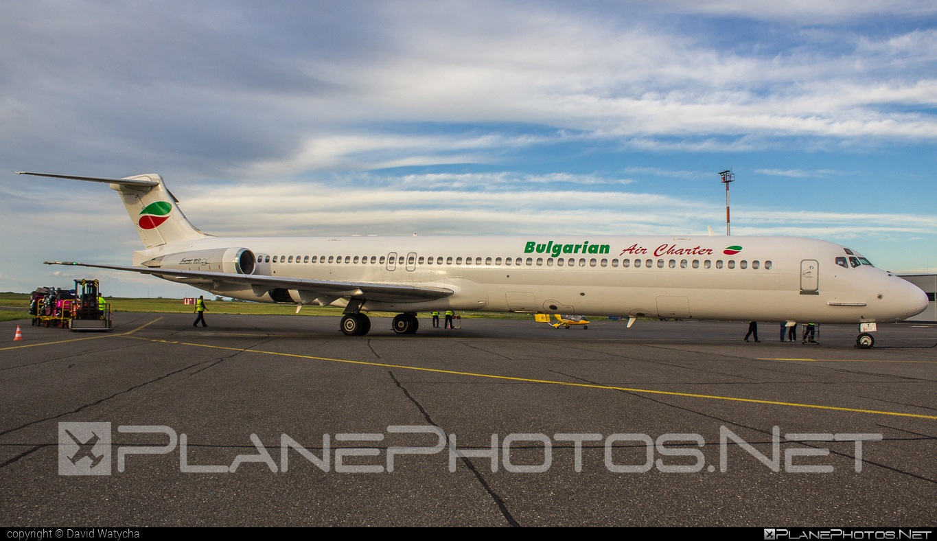 McDonnell Douglas MD-82 - LZ-LDT operated by Bulgarian Air Charter #bulgarianaircharter #mcdonnelldouglas #mcdonnelldouglas80 #mcdonnelldouglas82 #mcdonnelldouglasmd80 #mcdonnelldouglasmd82 #md80 #md82