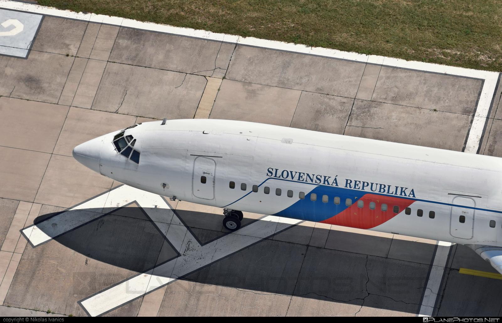 Tupolev Tu-154M - OM-BYR operated by Letecký útvar MV SR (Slovak Government Flying Service) #tu154 #tu154m #tupolev