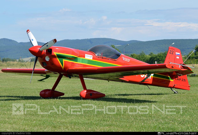 Mudry CAP 231 - OM-CAP operated by Aeroklub Trenčín #avionsmudry #cap231 #mudry #mudrycap #mudrycap231