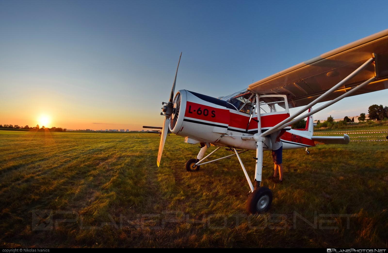 Aero L-60S Brigadýr - OM-LKG operated by Private operator #aero