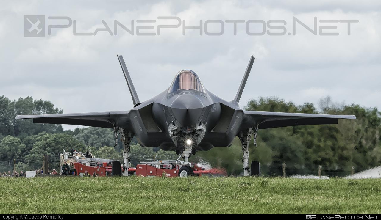 Lockheed Martin F-35A Lightning II - 12-5052 operated by US Air Force (USAF) #lockheedmartin #usaf #usairforce
