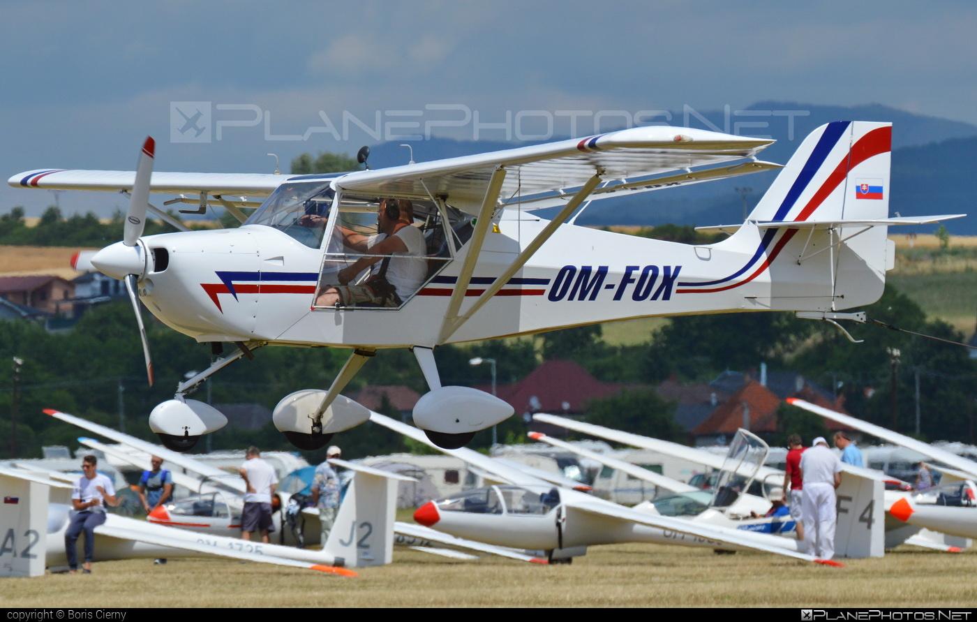 Aeropro EuroFOX 912 TOW 3K - OM-FOX operated by AeroRelax s.r.o. #eurofox #eurofox3k #fox