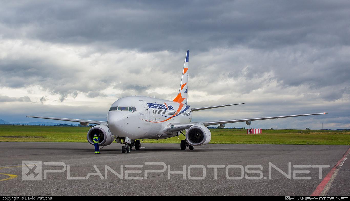 Boeing 737-700 - OK-SWW operated by Smart Wings #b737 #b737nextgen #b737ng #boeing #boeing737 #smartwings