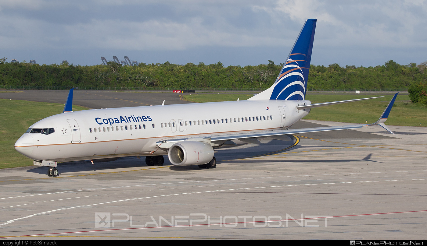Boeing 737-800 - HP-1835CMP operated by Copa Airlines #b737 #b737nextgen #b737ng #boeing #boeing737