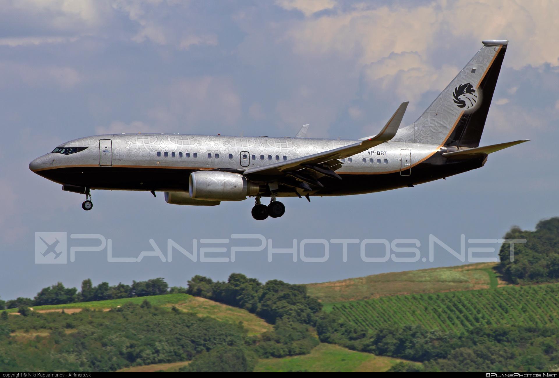 Private operator Boeing 737-700 BBJ - VP-BRT #b737 #b737bbj #bbj #boeing #boeing737 #boeingbusinessjet