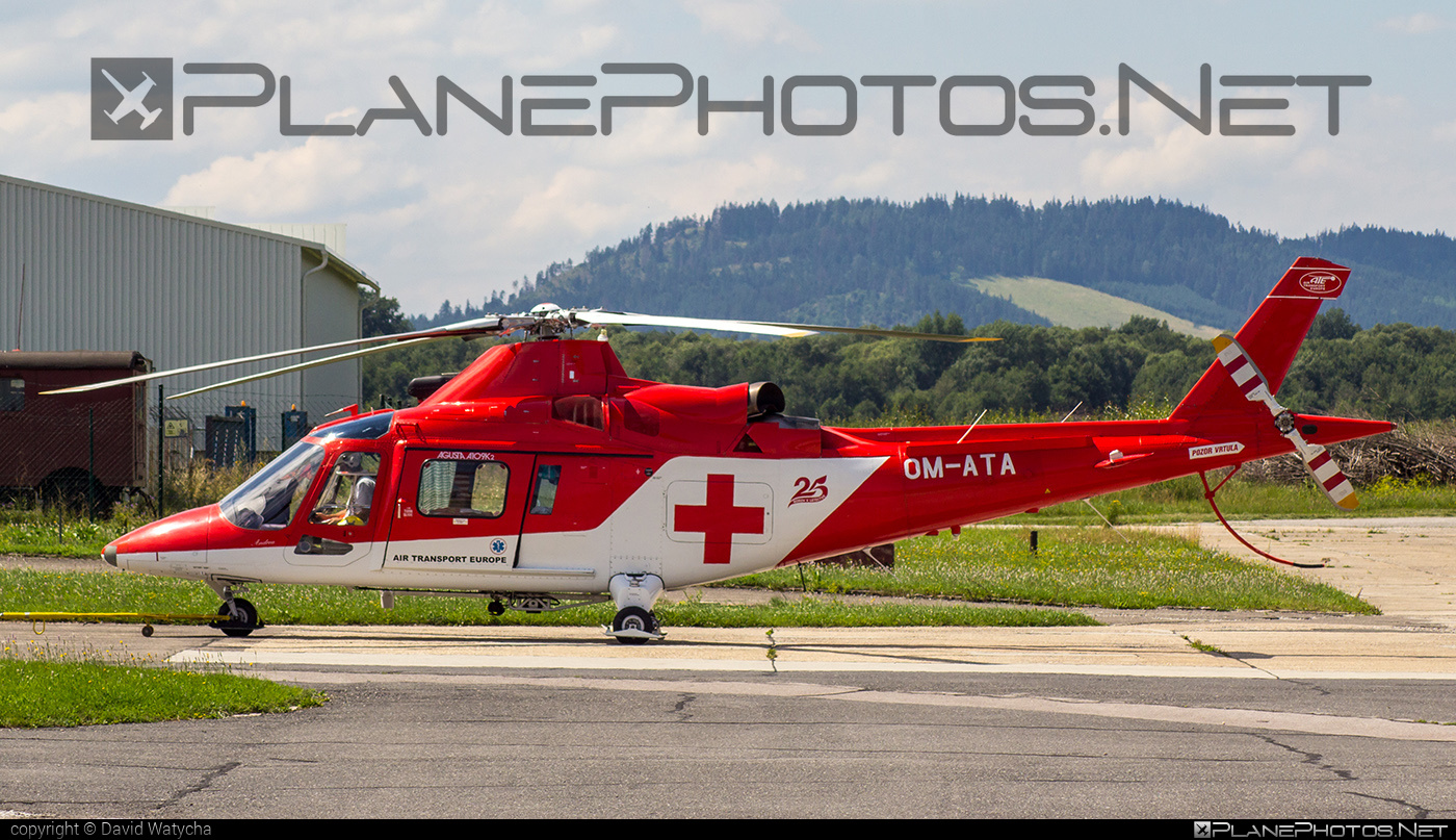 Agusta A109K2 - OM-ATA operated by Air Transport Europe #a109 #a109k2 #agusta #agusta109 #agustaa109 #agustaa109k2 #airtransporteurope
