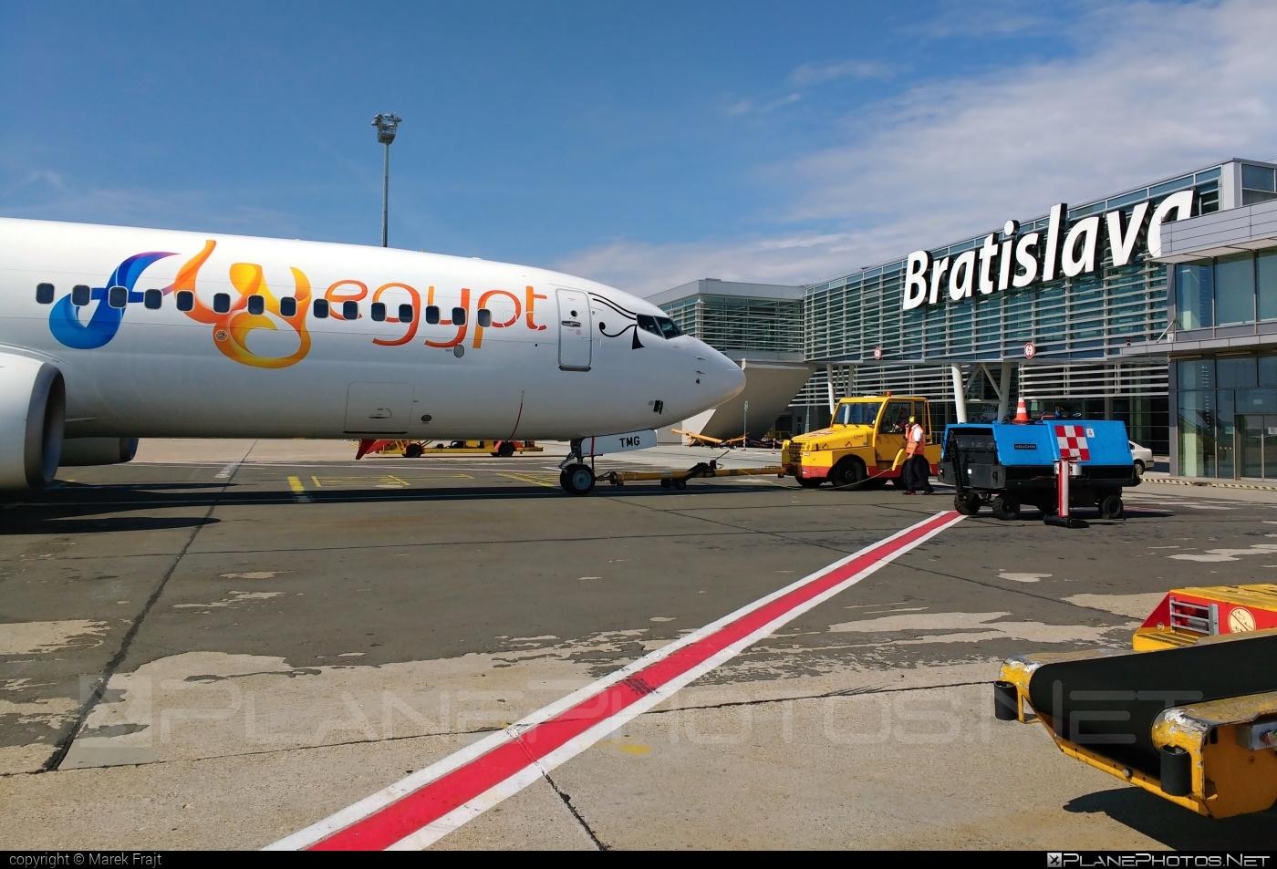 Boeing 737-800 - SU-TMG operated by FlyEgypt #b737 #b737nextgen #b737ng #boeing #boeing737