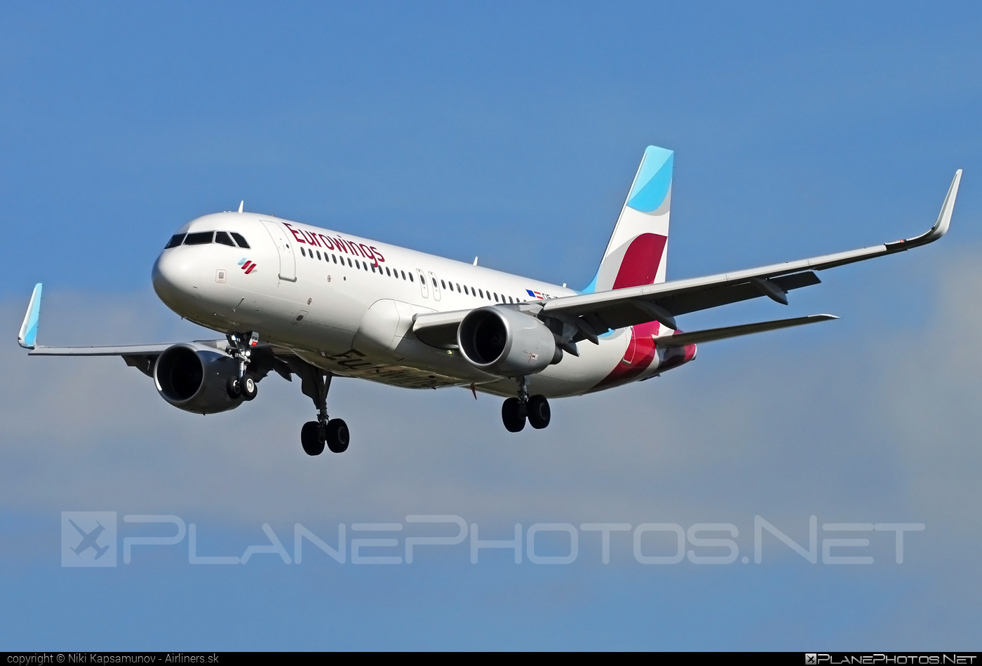 Airbus A320-214 - OE-IEW operated by Eurowings #a320 #a320family #airbus #airbus320 #eurowings
