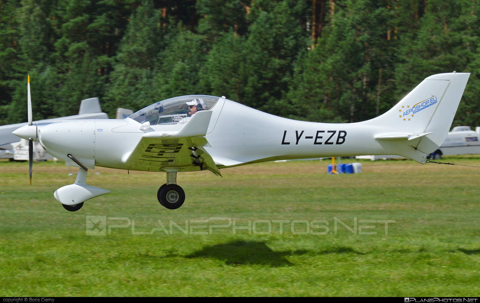 Aerospool WT9 Dynamic - LY-EZB operated by Private operator #aerospool #wt9 #wt9dynamic