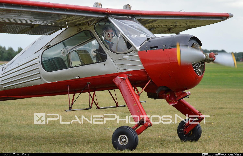 PZL-Okęcie PZL-104 Wilga 35A - LY-AJZ operated by Private operator #pzl #pzlokecie