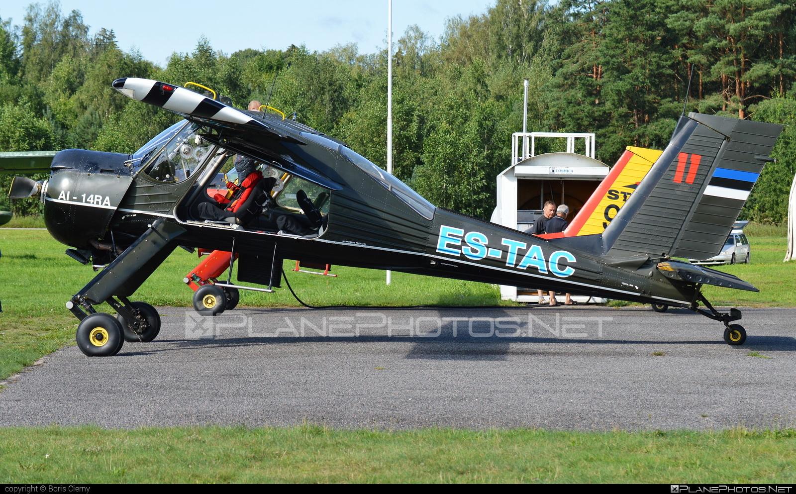 PZL-Okęcie PZL-104 Wilga 35A - ES-TAC operated by Private operator #pzl #pzlokecie