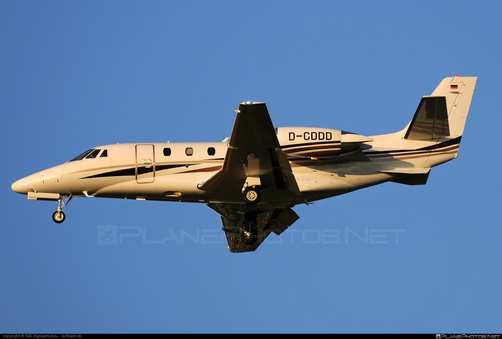 Cessna 560XL Citation XLS - D-CDDD operated by DC Aviation #cessna #cessna560 #cessna560citation #cessna560xl #cessna560xlcitationxls #cessnacitation #citationxls