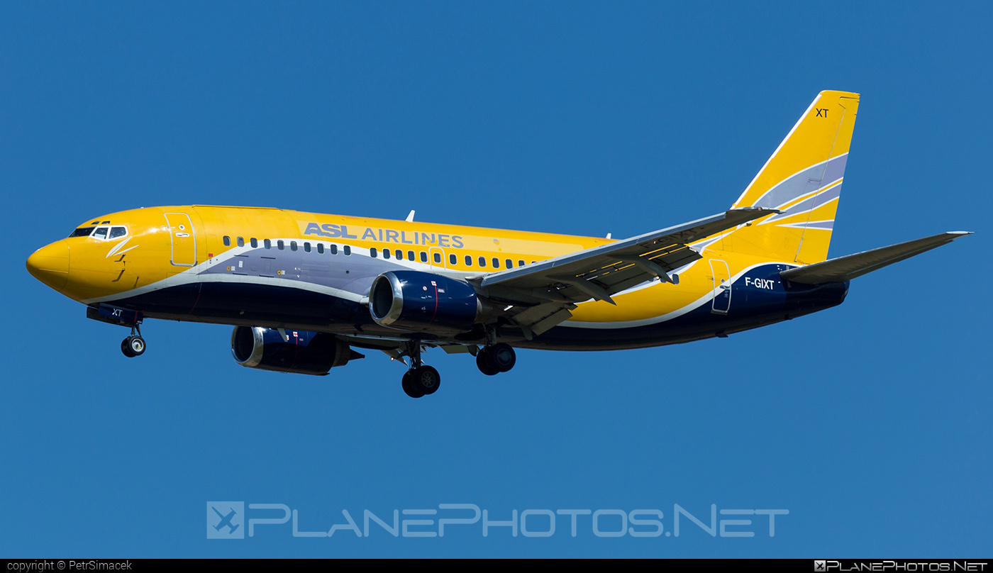 Boeing 737-300QC - F-GIXT operated by ASL Airlines France #aslairlines #aslairlinesfrance #b737 #b737qc #boeing #boeing737