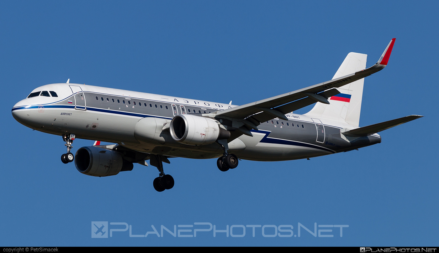 Airbus A320-214 - VP-BNT operated by Aeroflot #a320 #a320family #aeroflot #airbus #airbus320