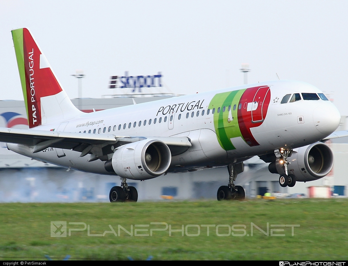 Airbus A319-112 - CS-TTR operated by TAP Portugal #a319 #a320family #airbus #airbus319