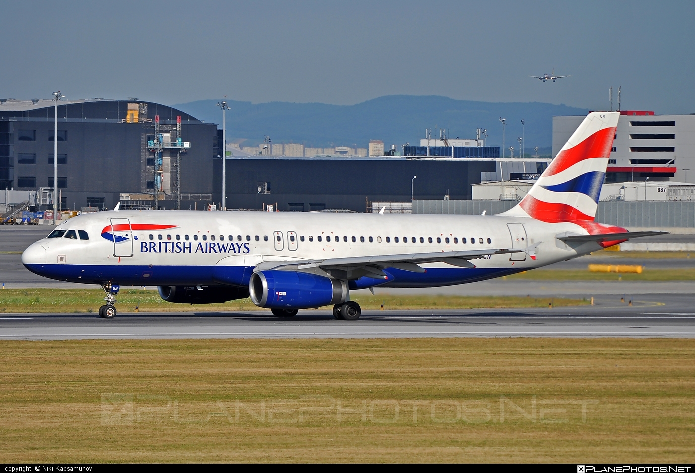 Airbus A320-232 - G-EUUN operated by British Airways #a320 #a320family #airbus #airbus320 #britishairways