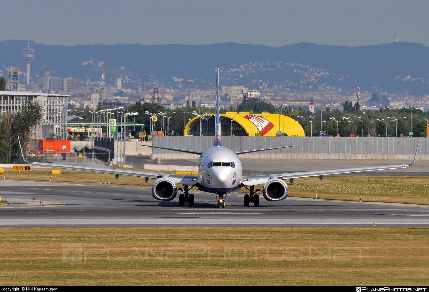 Boeing 737-800 - TC-SNL operated by SunExpress #b737 #b737nextgen #b737ng #boeing #boeing737 #sunexpress