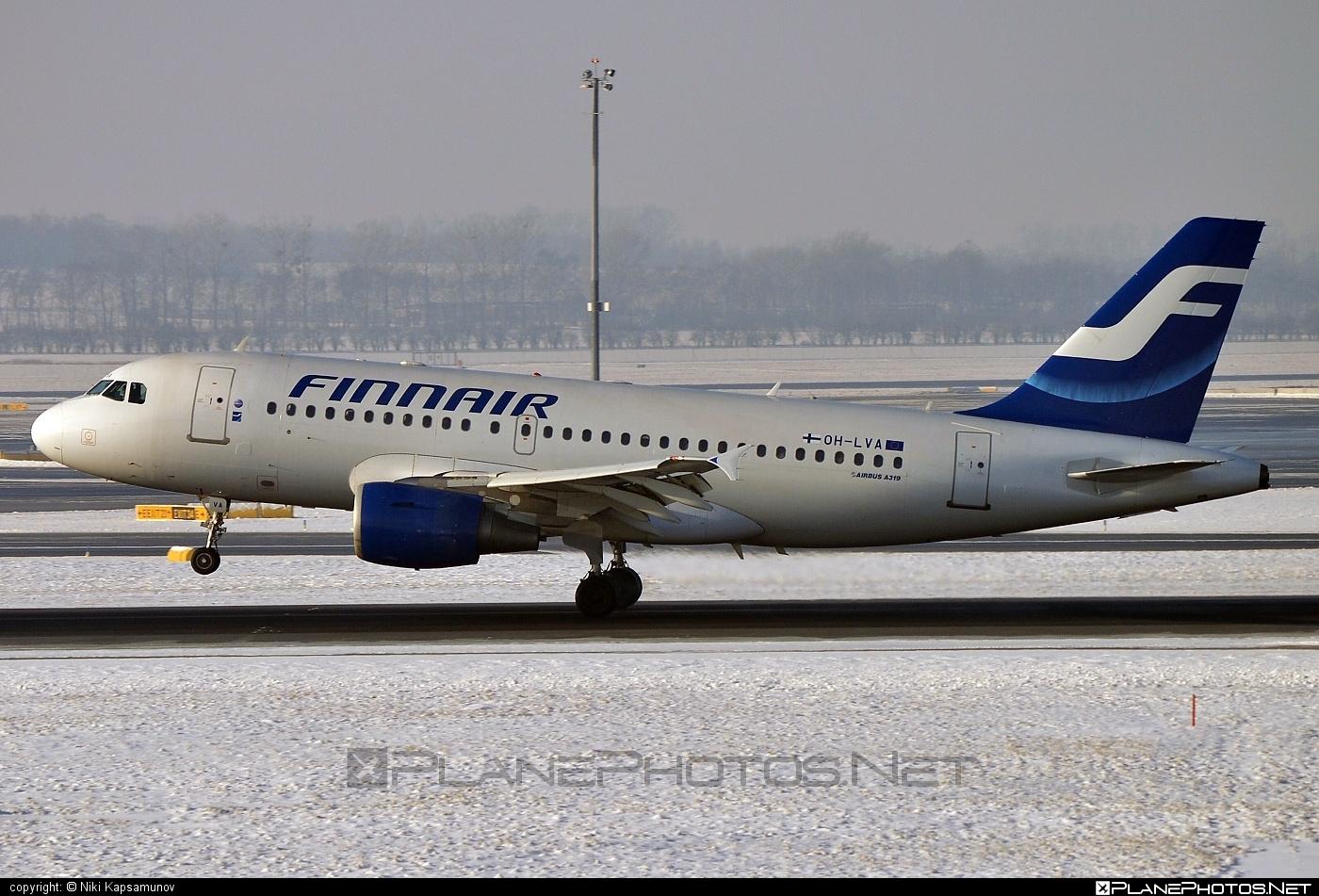 Airbus A319-112 - OH-LVA operated by Finnair #a319 #a320family #airbus #airbus319 #finnair