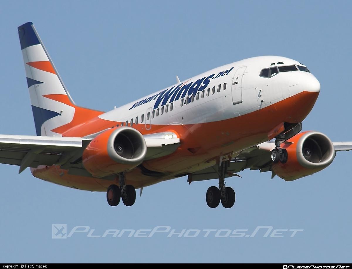 Boeing 737-500 - OK-SWU operated by Smart Wings #b737 #boeing #boeing737 #smartwings