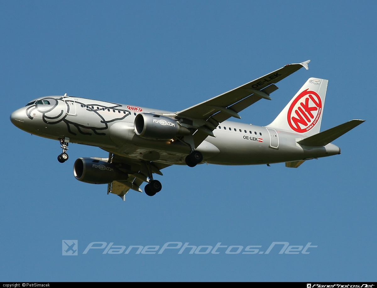 Airbus A319-112 - OE-LEK operated by Niki #a319 #a320family #airbus #airbus319 #flyniki #niki