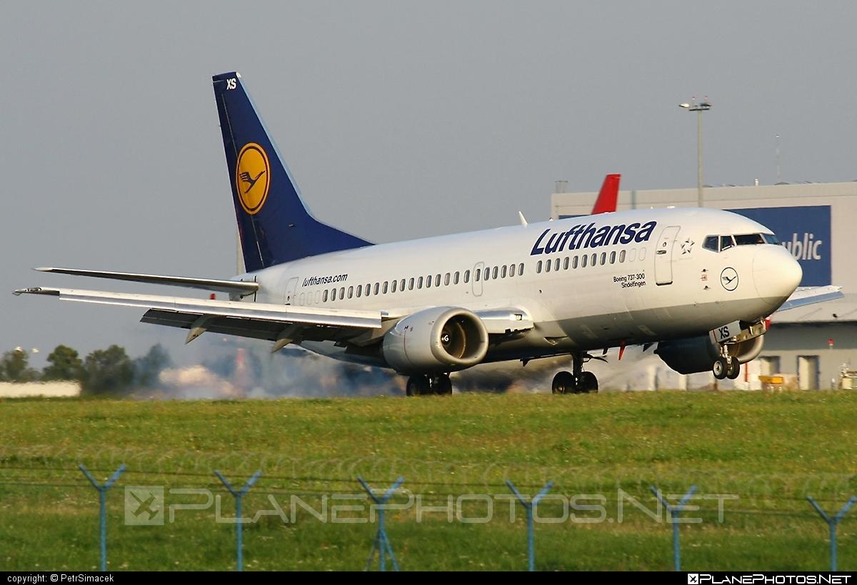 Boeing 737-300 - D-ABXS operated by Lufthansa #b737 #boeing #boeing737 #lufthansa