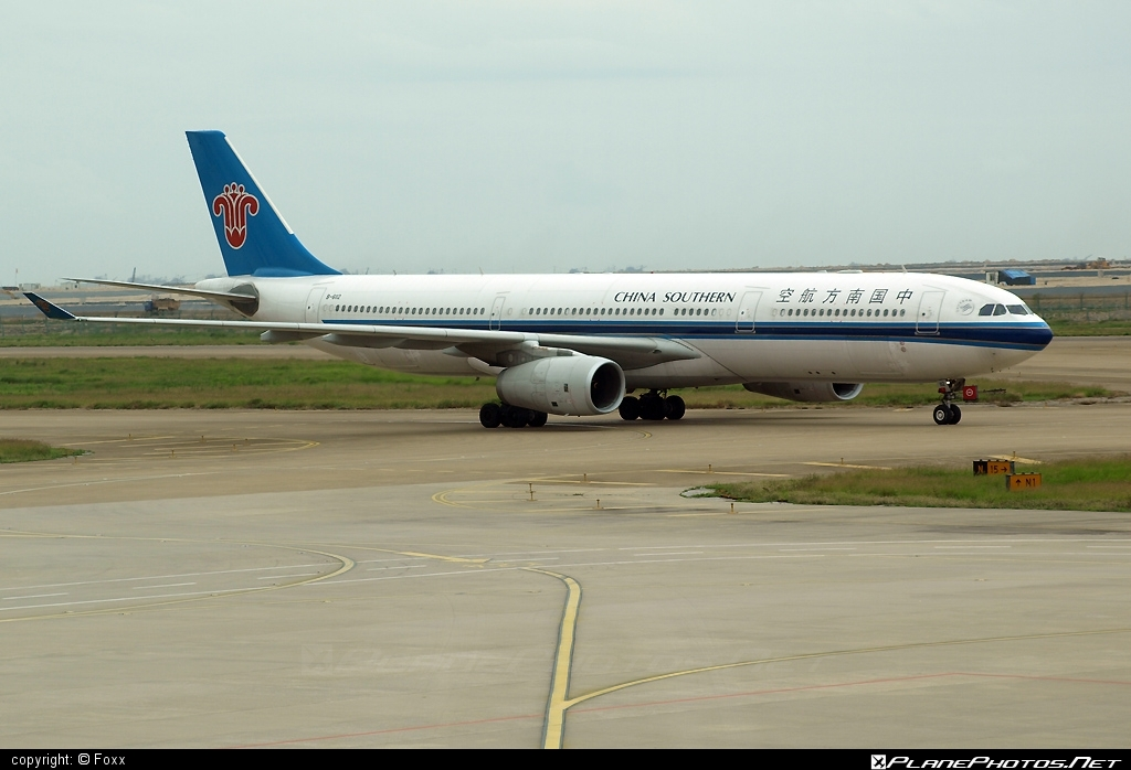 Airbus A330-343E - B-6112 operated by China Southern Airlines #a330 #a330e #a330family #airbus #airbus330