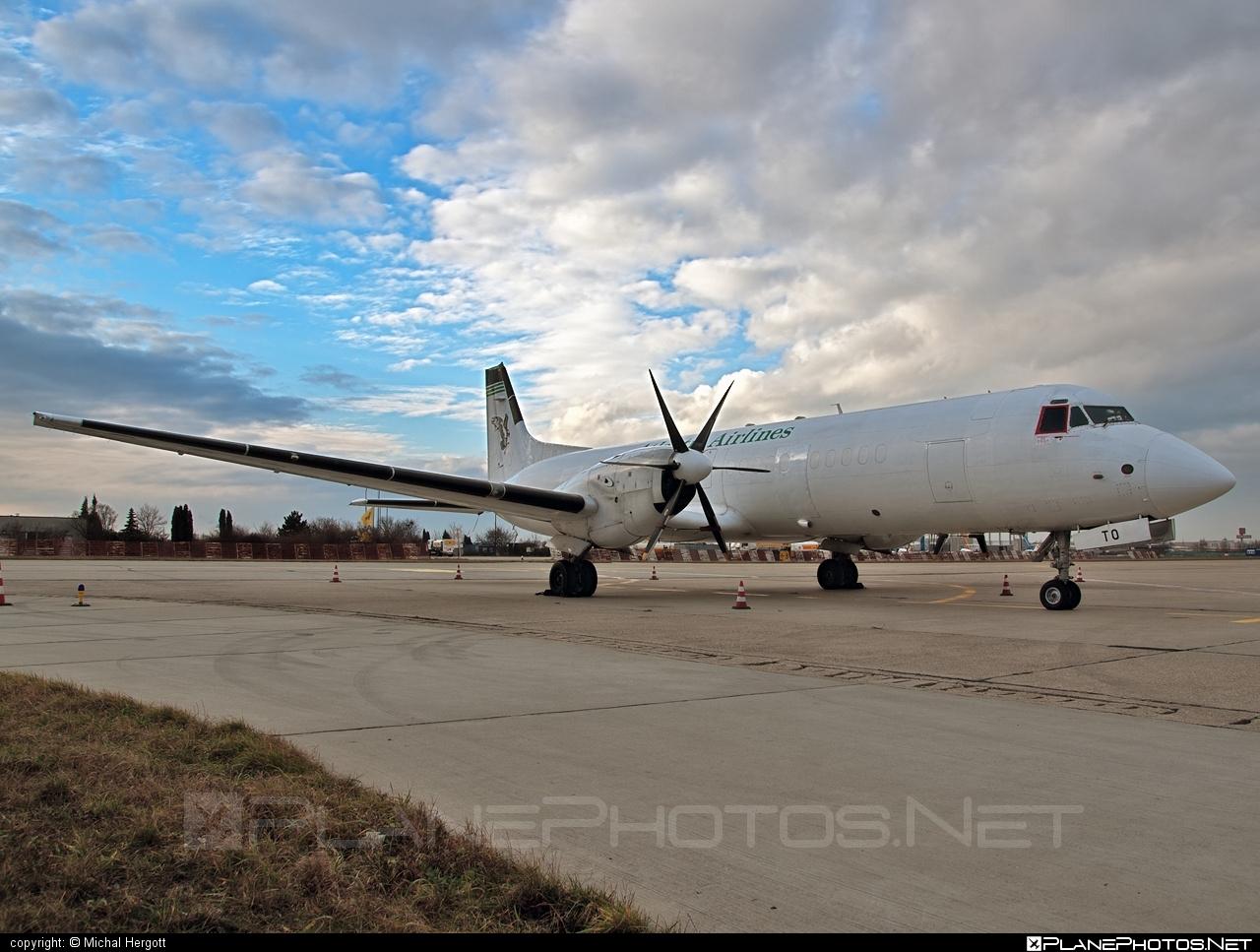 British Aerospace ATP - G-BTTO operated by Atlantic Airlines #britishaerospace