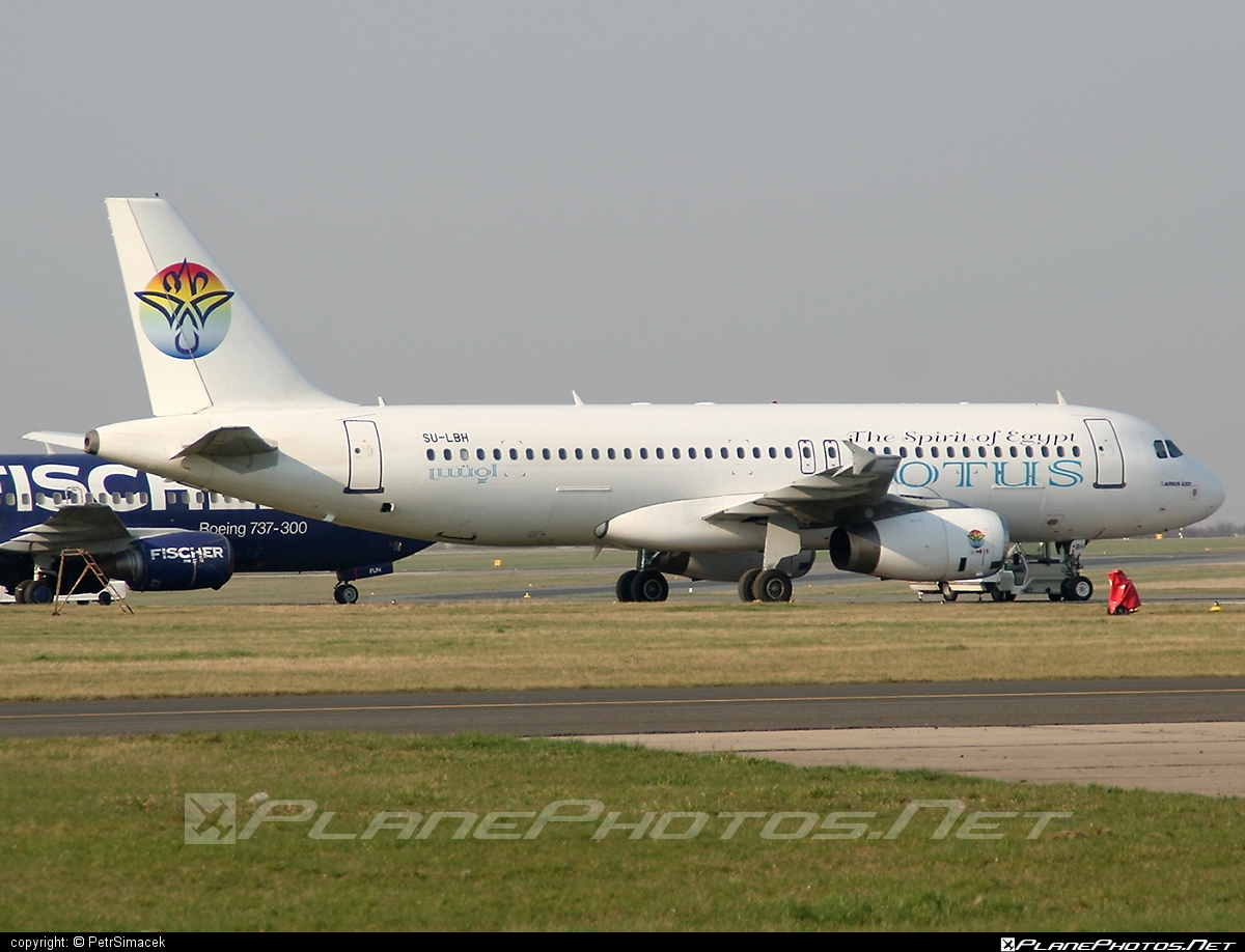Airbus A320-233 - SU-LBH operated by Lotus Air #a320 #a320family #airbus #airbus320