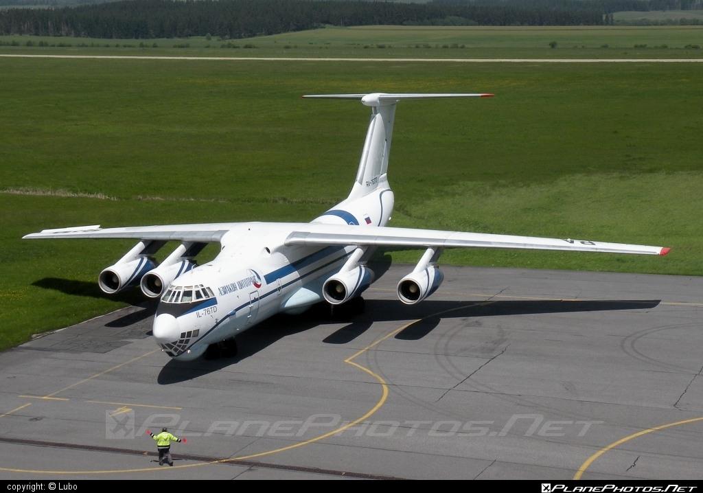 Ilyushin Il-76TD - RA-76370 operated by Aviacon Zitotrans #il76 #il76td #ilyushin