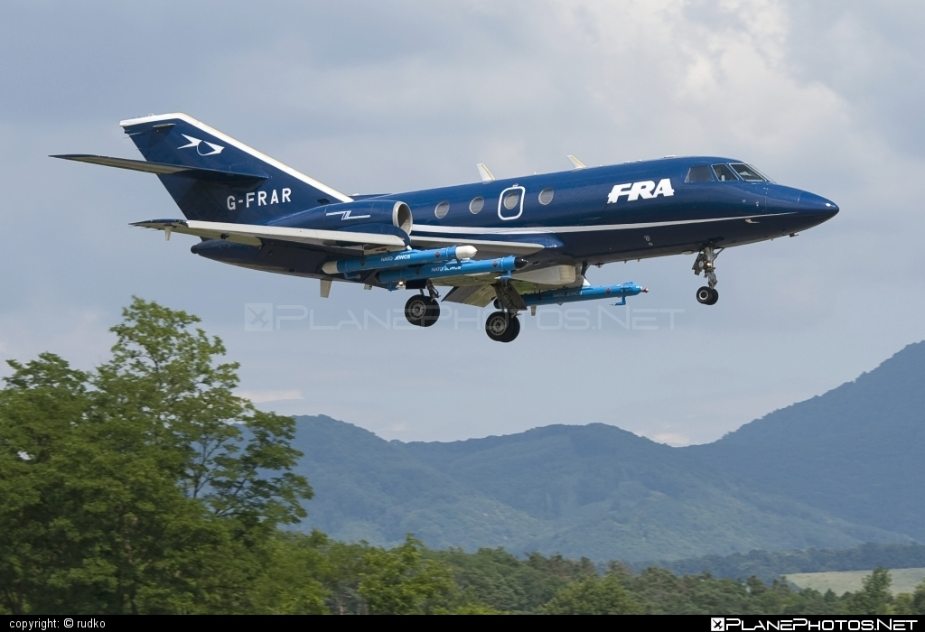 g frar dassault falcon 20d operated by fr aviation taken. Black Bedroom Furniture Sets. Home Design Ideas