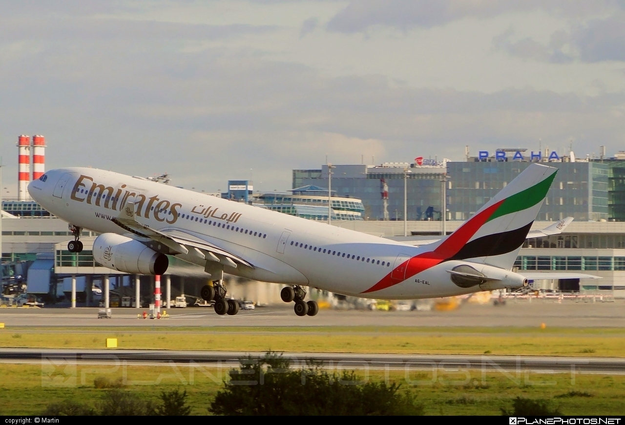 Airbus A330-243 - A6-EAL operated by Emirates #a330 #a330family #airbus #airbus330 #emirates
