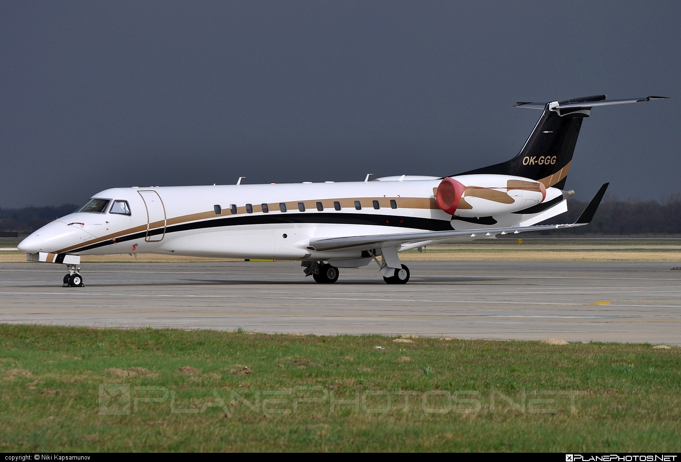 Embraer ERJ-135BJ Legacy 600 - OK-GGG operated by ABS Jets #embraer #embraer135 #embraerlegacy #erj135 #erj135bj #legacy600