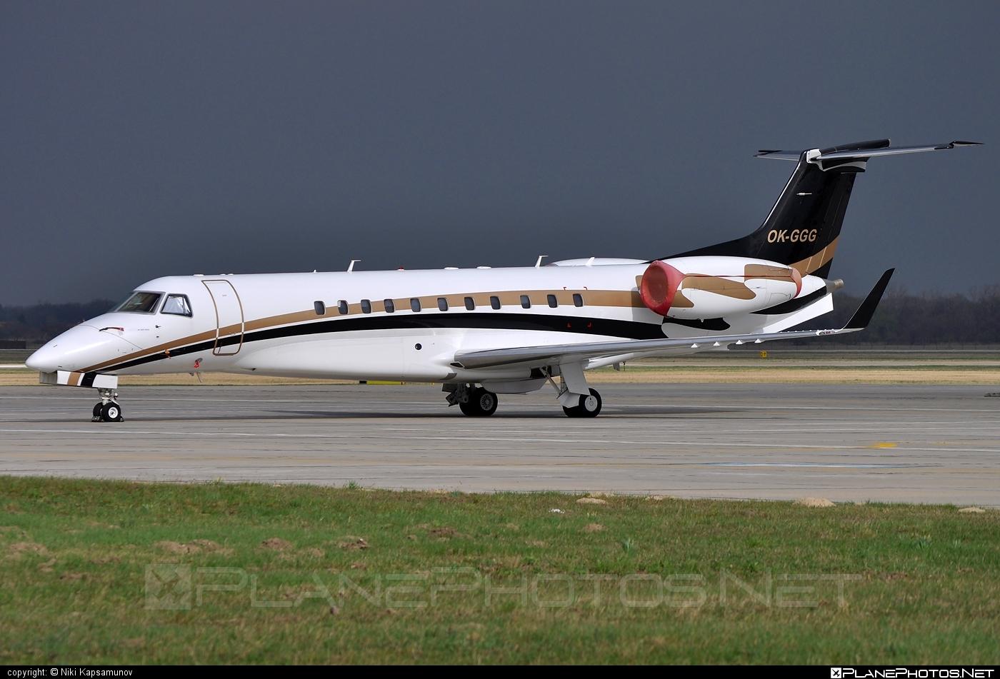 ABS Jets Embraer ERJ-135BJ Legacy 600 - OK-GGG #embraer #embraer135 #embraerlegacy #erj135 #erj135bj #legacy600