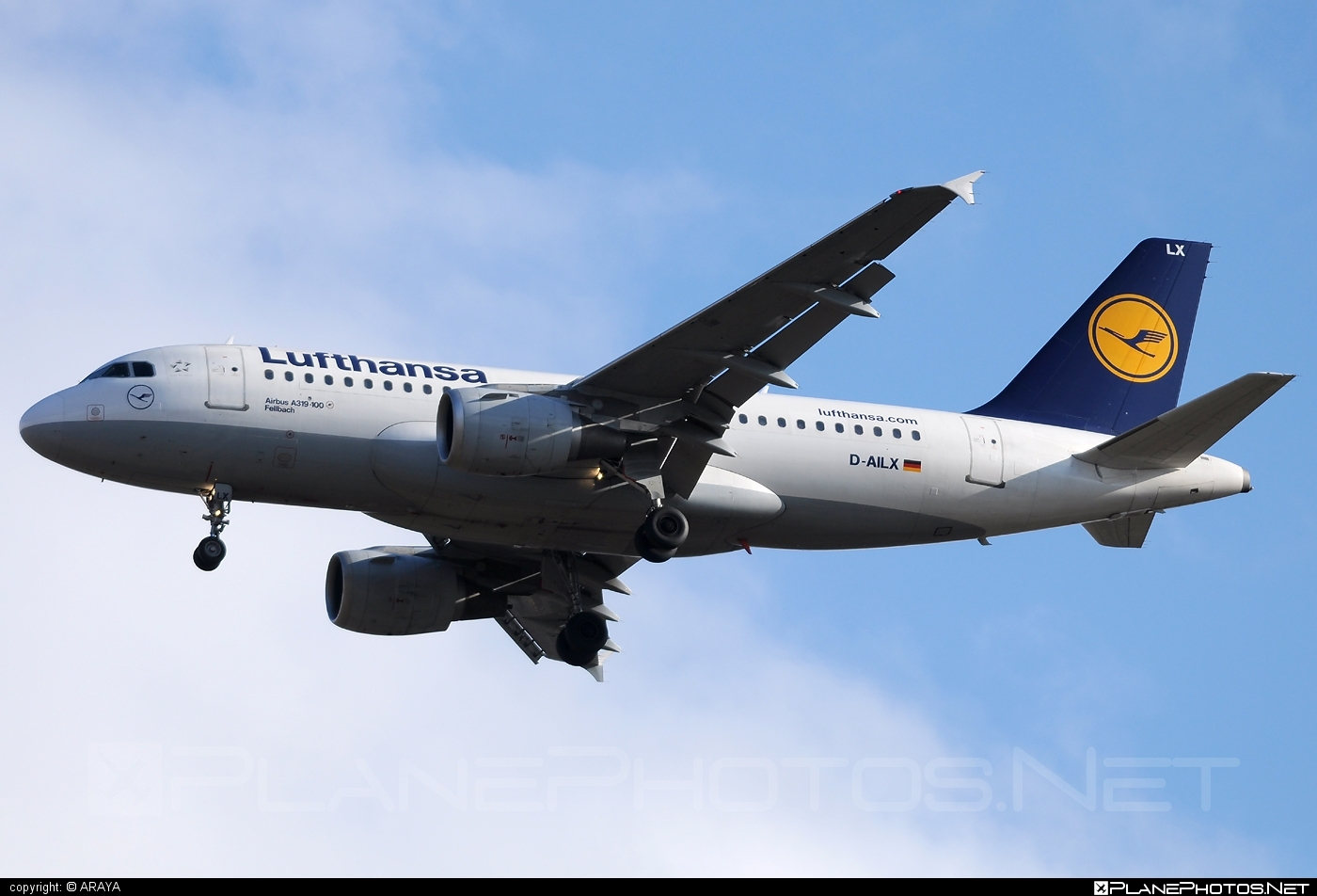 Airbus A319-114 - D-AILX operated by Lufthansa #a319 #a320family #airbus #airbus319 #lufthansa