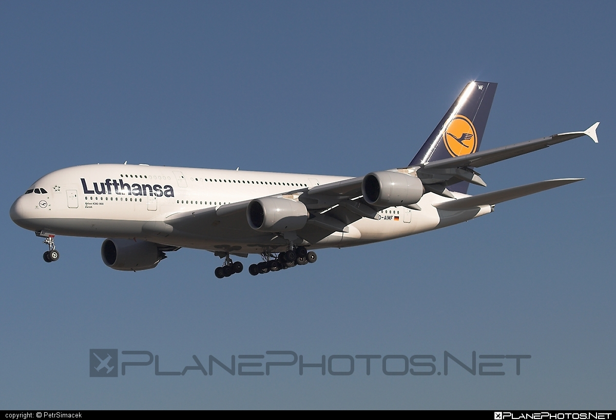 Airbus A380-841 - D-AIMF operated by Lufthansa #a380 #a380family #airbus #airbus380 #lufthansa