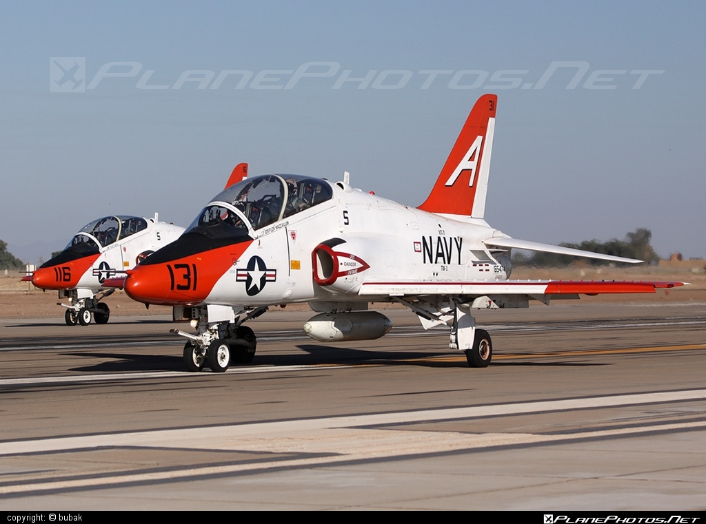 Boeing T-45C Goshawk - 165474 operated by US Navy (USN) #boeing