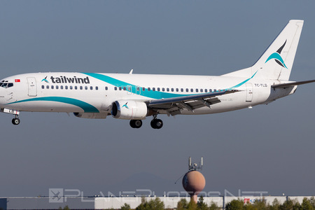 Boeing 737-400 - TC-TLB operated by Tailwind Airlines