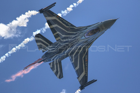 SABCA F-16AM Fighting Falcon - FA-123 operated by Luchtcomponent (Belgian Air Force)