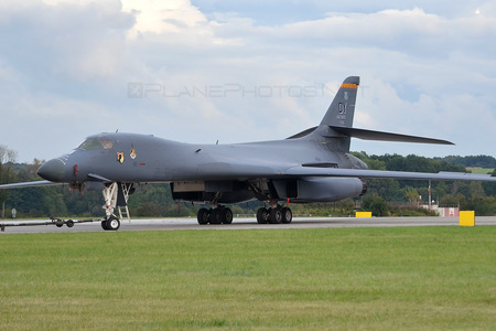Rockwell B-1B Lancer - 85-0089 operated by US Air Force (USAF)