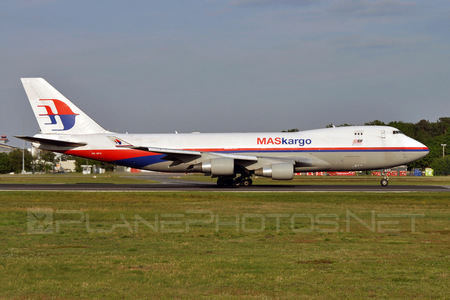 Boeing 747-400F - 9M-MPS operated by MASkargo