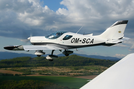 Czech Sport Aircraft PS-28 Cruiser - OM-SCA operated by SKY SERVICE s.r.o.