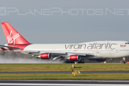 Boeing 747-400 - G-VBIG operated by Virgin Atlantic Airways