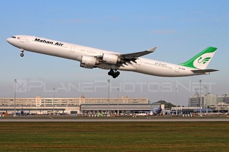 Airbus A340-642 - EP-MME operated by Mahan Air