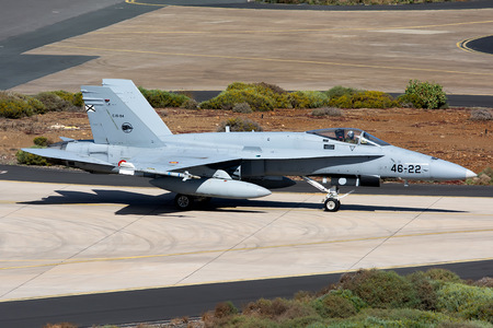 McDonnell Douglas EF-18A+ Hornet - C.15-94 operated by Ejército del Aire (Spanish Air Force)
