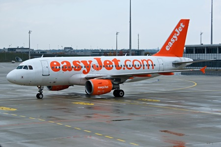 Airbus A319-111 - G-EZDH operated by easyJet
