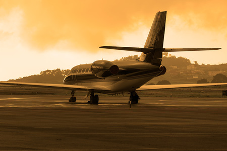 Cessna 680 Citation Sovereign - EC-MLV operated by TAG Aviation