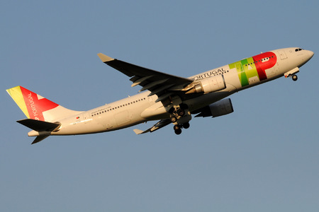 Airbus A330-203 - CS-TOQ operated by TAP Portugal